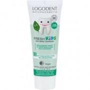 Logodent Fresh Kids fluoridmentes Gyerek foggél bio mentával - 50ml