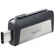 SanDisk Ultra 64GB Dual Drive USB Type-C (SDDDC2-064 -Negro