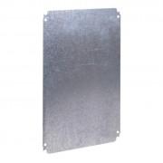 Schneider Electric NSYPMM710 fém szerelőlap 750x1000mm (magxszél) Thalassa PLA szekrényekhez, szerelőlap mérete 640x875mm