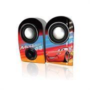 Disney Cars Mini Box Desktop Speaker-USB