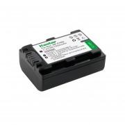 Bateria Kastar NP-FH50 Para Sony DSLR-A390