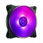 Вентилатор 120mm, Cooler Master MasterFan Pro 120 Air Balance RGB, 4-pin, 1300 rpm, RGB подсветка(вграден контролер)