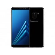 Samsung Galaxy A8 Enterprise Edition Smartphone 32 GB 5.6 inch (14.2 cm) Dual-SIM Android 7.1.1 Nougat 16 Mpix Zwart