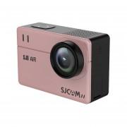 SJCAM SJ8 AIR 12MP Cámara de Acción Cámara deportiva Cámara 2,3 pulgadas pantalla táctil 160 grados lente gran angular buceo HD videocámara versión(#Rose Oro)(#with 8GB Card)