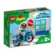 Lego DUPLO - Moto de Policía - 10900