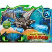 Фигурка Dragons - беззъб, захващаш се за китка, стрелящ дракон, 872138