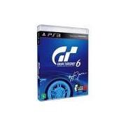 Game - Gran Turismo 6 - PS3