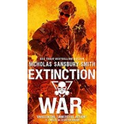 Extinction War, Paperback/Nicholas Sansbury Smith