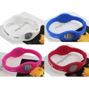 Top ac. Bracelet hologramme silicone Boost Energy