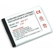 Nokia Batterie pour entre autre Nokia 6111, 7500, 2760, N76 (BL-4B)