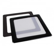 Filtru de praf DEMCiflex Dust Filter Square 80mm - Black/White