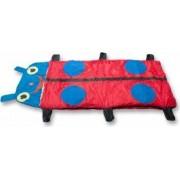 Sac de dormit pentru copii ZELTEN 168 x 68cm Red-Blue