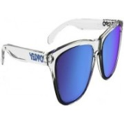 Oakley FROGSKINS Wayfarer Sunglass(Brown, Blue)