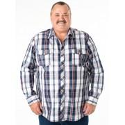 Prodigy White Check Long Sleeve Shirt