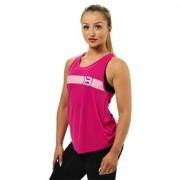 Better Bodies Women Better Bodies Chrystie Cut Tank Hot Pink