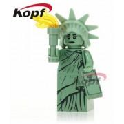 Amerikai szabadságszobor figura