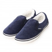 クロックス crocs atmos NORLIN ATMOS LINED SLIP-ON (NAVY) レディース メンズ