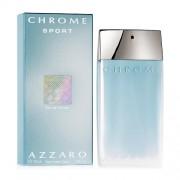 Azzaro Chrome Sport 100Ml Per Uomo (Eau De Toilette)