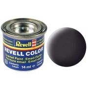 REVELL tar black, mat