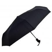 Umbrela Pliabila ICONIC Deschidere si Inchidere Automata, Neagra , Ø110cm, articulatii anti-vant
