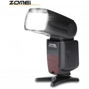 Flash De La Cámara Zomei Professional Macro Speedlight Flashlight LCD Screen