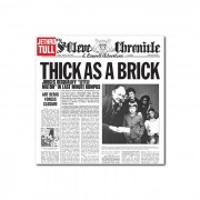 Warner Music Jethro Tull - Thick As A Brick (Steven Wilson Remix) (180 Gr.) - Vinile