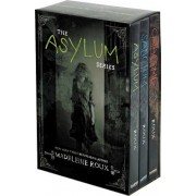 Asylum 3-Book Box Set: Asylum, Sanctum, Catacomb, Paperback
