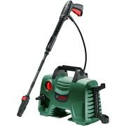 Masina de spalat cu presiune Bosch EasyAquatak 110, 1300 W, 330 l/h, 110 bar, Sistem cu spumă, Negru/Verde, 06008A7F00
