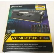 Corsair NEW Corsair Vengeance RGB 16 GB (2 x 8 GB) DDR4 2666MHz Memory Kit