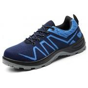 Desconocido SafeByAlex Zapatos de Seguridad de Trabajo con Puntera de Acero 2019 Estilo Corredor de Verano para Hombres y Mujeres Industrial y construcción (10.5 M US Women / 8.5 M US Men, ZS001-blue)