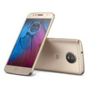 "Telefon Motorola Moto G5s, Procesor Octa-Core 1.4GHz, IPS LCD Capacitive touchscreen 5.2"", 3GB RAM, 32GB Flash, 16MP, Wi-Fi, 4G, Dual Sim, Android (Auriu) + Cartela SIM Orange PrePay, 6 euro credit, 4 GB internet 4G, 2,000 minute nationale si internationa"