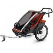 Thule Remolques y carritos Thule Chariot Cross 1 Orange / Dark Shadow