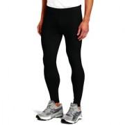 Bloomun Black Fitness Mens Tight Compression Gym Tight Cycling Tight Yoga Pant Jogging Tights
