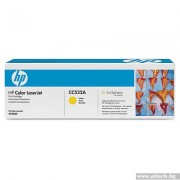 HP 304A Yellow Color LaserJet Print Cartridge (CC532A)