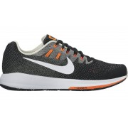 Nike Air Zoom Structure 20 - scarpe running neutre - uomo - Black/White