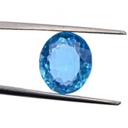 13.8 Ratti High quality Topaz stone Blue topaz Lab Certified
