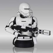 Gentle Giant Star Wars First Order Flametrooper Deluxe Mini Bust