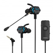 XIBERIA MG-2 Pro Wired Game Earbuds Bluetooth In-ear Earphone with Mic for iPhone Samsung Huawei Etc