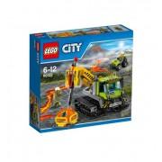 LEGO City Гъсеничен трактор 60122