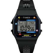 Timex T80 Pac Man Collection Bracelet Black