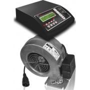 Kit controler cazan, combinat pentru pompe si ventilator TECH EU-28+WPa117