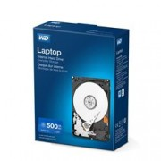 WESTERN DIGITAL MAINSTREAM LAPTOP 500GB 2.5P