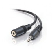 1031/1.5 CABLE JACK MACHO 3.5mm A HEMBRA 3.5mm STEREO 1.5m