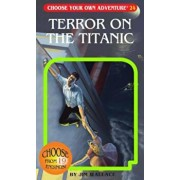 Terror on the Titanic 'With Collectable Cards', Paperback/Jim Wallace