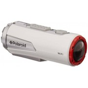 Polaroid XS100i Wi-Fi Extreme Edition HD 1080p 16 MP Impermeable cámara de vídeo de acción Deportiva con Kit de Montaje Completo Incluido