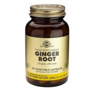 Solgar Ginger Root Extract 60 kapslar