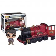 Pop! Vinyl HARRY POTTER - LOCOMOTIVA HOGWARTS EXPRESS CON HARRY POTTER POP! VINYL RIDE