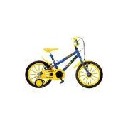Bicicleta Colli Bike Hot Aro 16, Azul