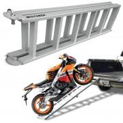 Rampa Para Motos Grande Em Aço Carbono Universal 350kg
