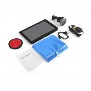 EY 9 S900 Alquiler De Carretilla De Navegación GPS HD 256M +8GB Pantalla Táctil Cámara De Marcha Atrás'-Negro